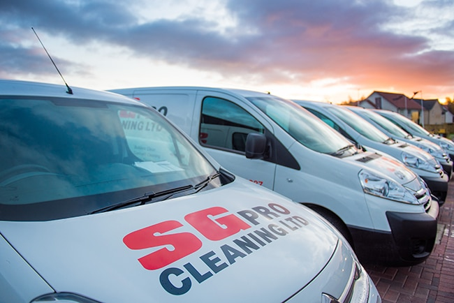 office and commercial cleaning stirling
